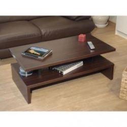 Wengé Conforama Basse D'intérieur Table DesignDécoration Mobilier hsxrtCQd