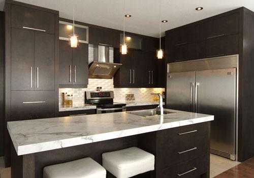 meuble de cuisine moderne - Ecosia