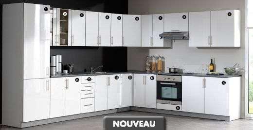 Element cuisine mobilier design d coration d 39 int rieur - Element de cuisine occasion ...