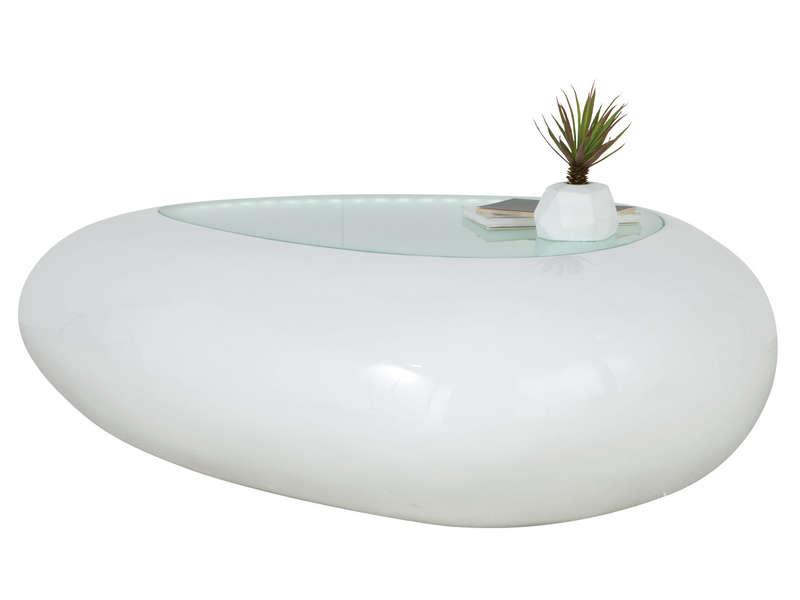 table basse forme galet mobilier design d coration d. Black Bedroom Furniture Sets. Home Design Ideas