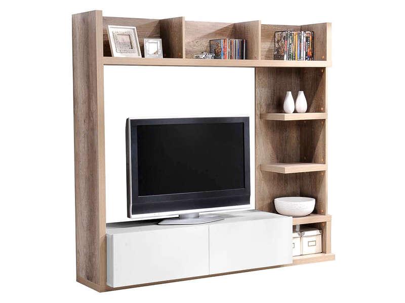 Living Meuble Tv Mobilier Design Decoration D Interieur
