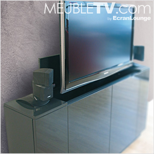meuble tv l vateur prix mobilier design d coration d. Black Bedroom Furniture Sets. Home Design Ideas