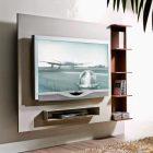Comment suspendre meuble tv