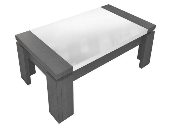 Table basse quartz