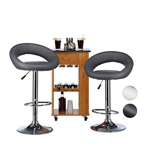 Tabouret de bar 51 cm mobilier design d coration d - Hauteur d un bar de cuisine ...