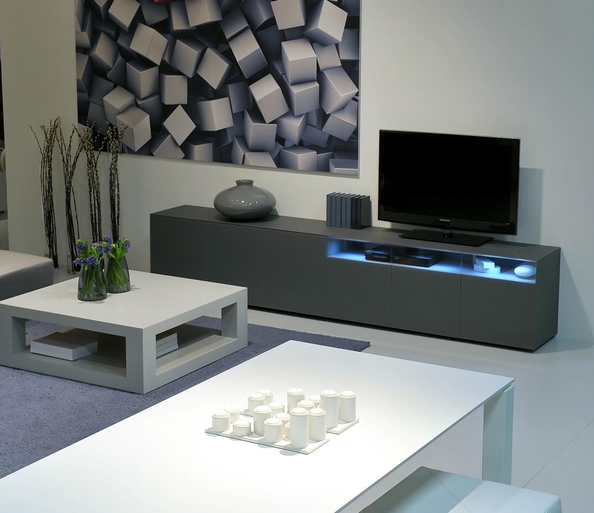 Meuble tv karat mobilier design d coration d 39 int rieur for Catalogue mobilier design