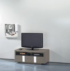 Meuble tv 80 cm de longueur mobilier design d coration - Meuble tv grande longueur ...
