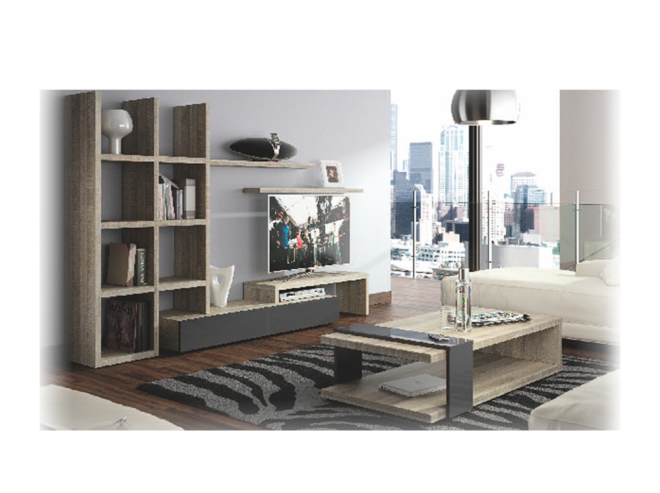 meuble tv biblioth que mobilier design d coration d 39 int rieur. Black Bedroom Furniture Sets. Home Design Ideas