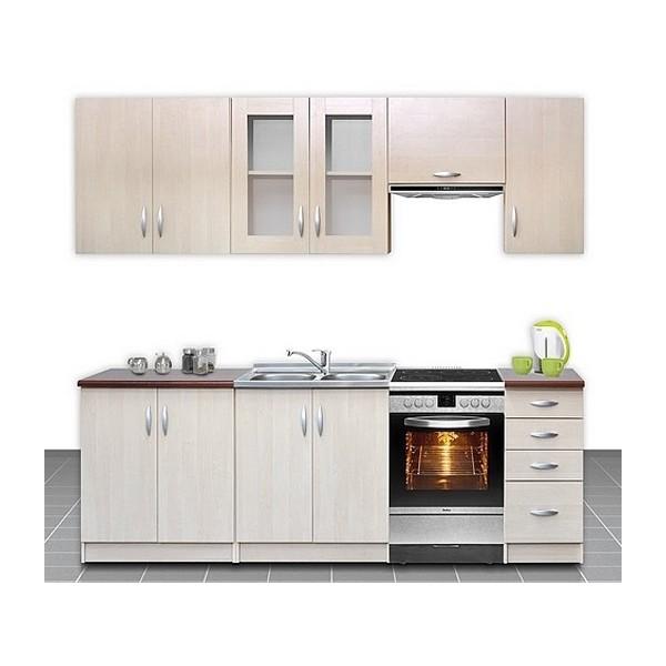 Discount meuble de cuisine mobilier design d coration d for Meuble tv 2 m