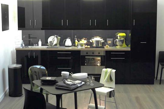 meuble de cuisine noir ikea mobilier design d coration d 39 int rieur. Black Bedroom Furniture Sets. Home Design Ideas