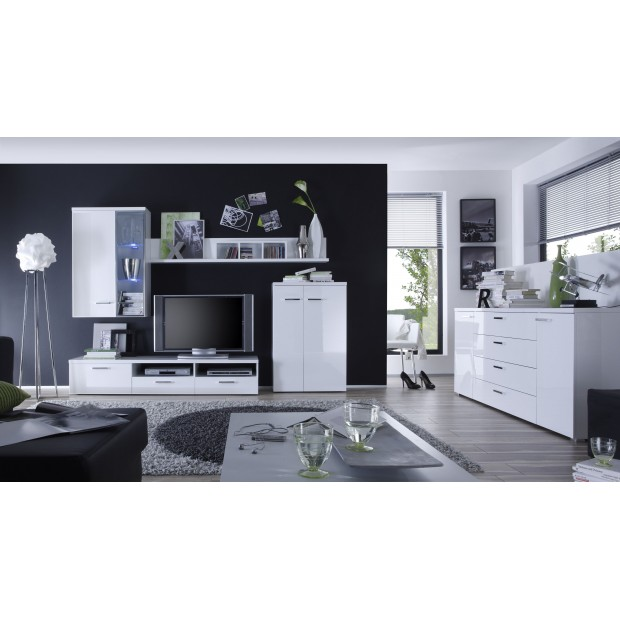 grand meuble tv design stunning grand meuble tv pas cher u artzeincom ue grand meuble tv blanc. Black Bedroom Furniture Sets. Home Design Ideas