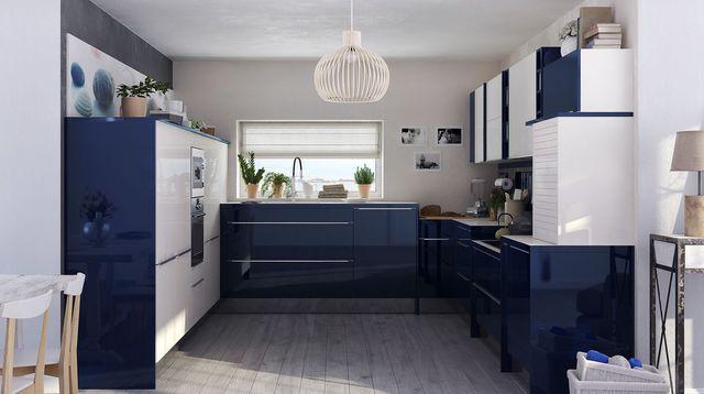 Meuble de cuisine 2 couleurs mobilier design d coration d 39 int rieur - Cuisine 2 couleurs ...
