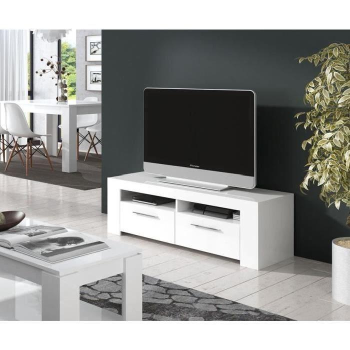 meuble tv 120 cm cdiscount mobilier design d coration d 39 int rieur. Black Bedroom Furniture Sets. Home Design Ideas