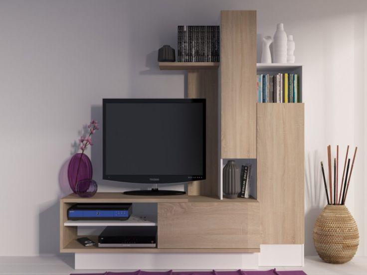 meuble tv avec rangement pas cher - Meuble Tv Avec Rangement Pas Cher