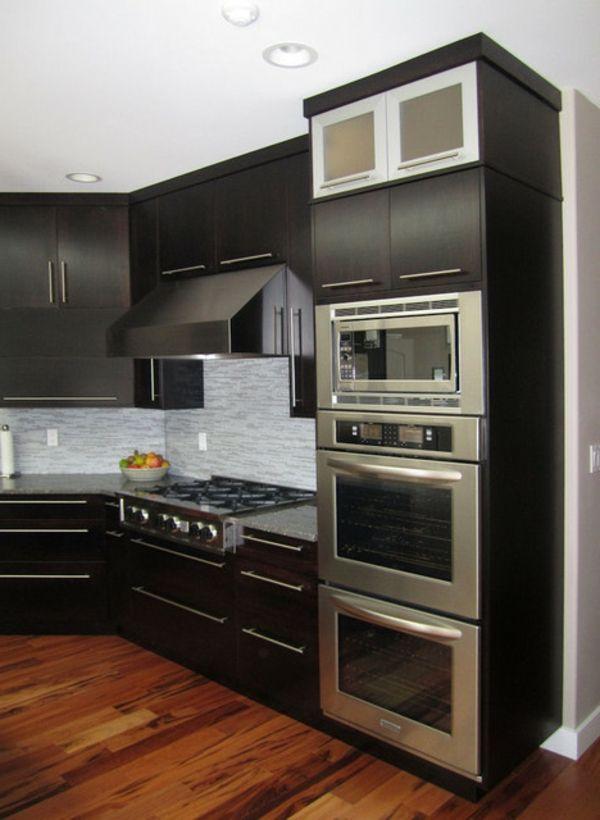 Meuble cuisine avec four encastrable mobilier design for Meuble cuisine pour four encastrable pas cher