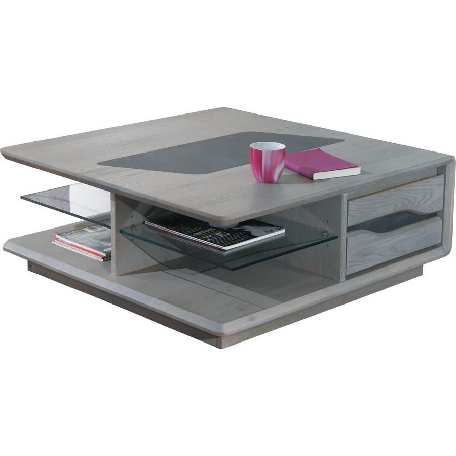 table basse industrielle grise mobilier design d coration d 39 int rieur. Black Bedroom Furniture Sets. Home Design Ideas