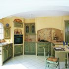 Magasin de meubles de cuisine