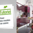 Monter un meuble de cuisine