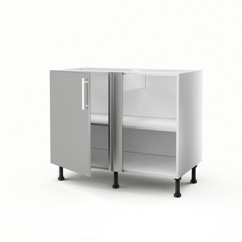 Meuble De Cuisine Hauteur 100 Cm Mobilier Design D Coration D  # Meuble Bas Design