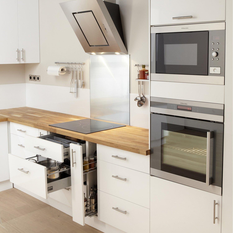 meuble blanc cuisine mobilier design d233coration dint233rieur