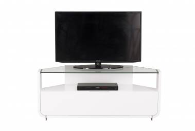 Meuble tv angle moderne mobilier design d coration d for Meuble tv angle moderne