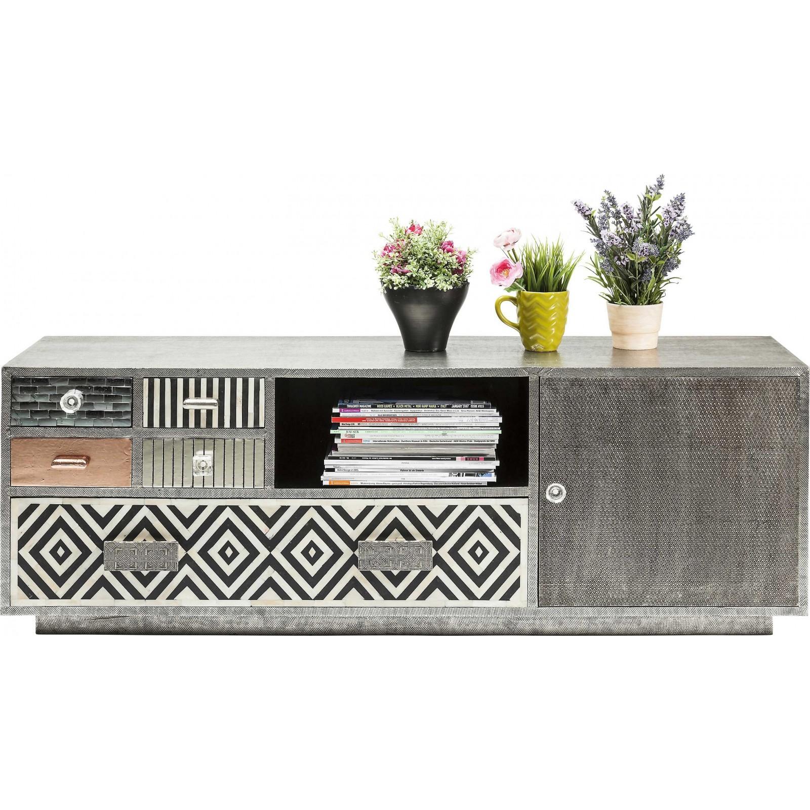 Meuble tv kare design mobilier design d coration d for Meuble tv yoop