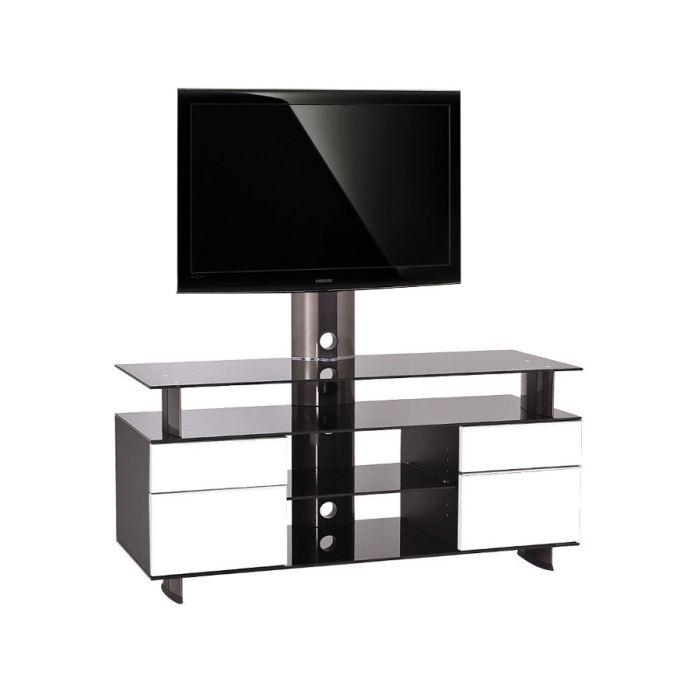 meuble tv 55 pouces mobilier design d coration d 39 int rieur. Black Bedroom Furniture Sets. Home Design Ideas