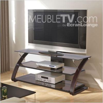 Meuble tv j line mobilier design d coration d 39 int rieur for Meuble j line