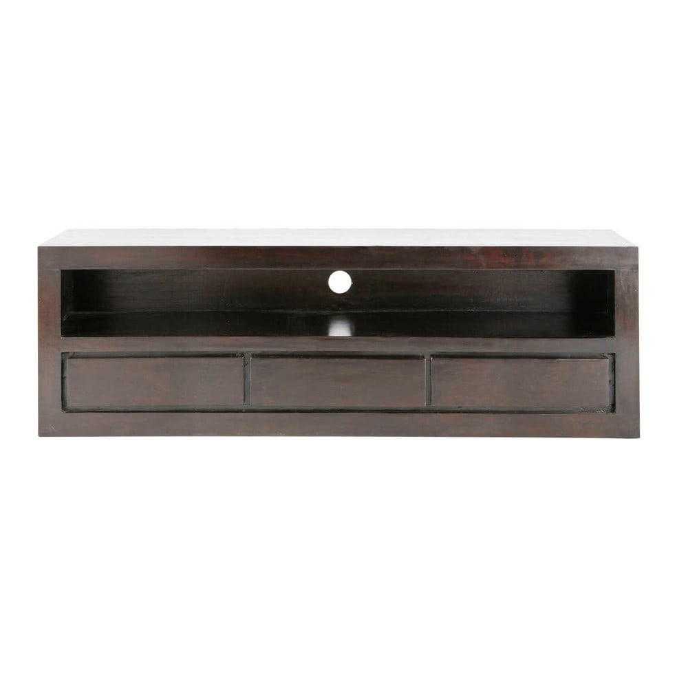Meuble tv wenge mobilier design d coration d 39 int rieur for Meuble wenge