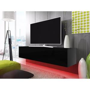 meuble tv noir cdiscount mobilier design d coration d 39 int rieur. Black Bedroom Furniture Sets. Home Design Ideas