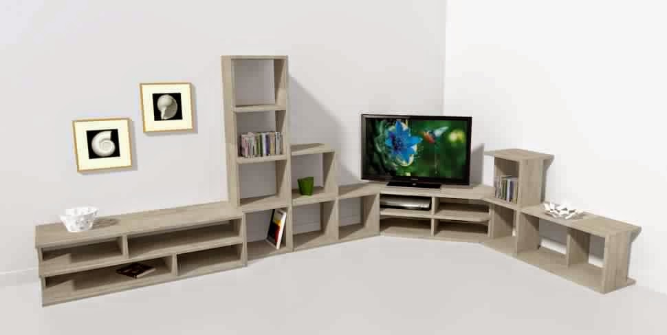 meuble tv angle suspendu mobilier design d coration d 39 int rieur. Black Bedroom Furniture Sets. Home Design Ideas