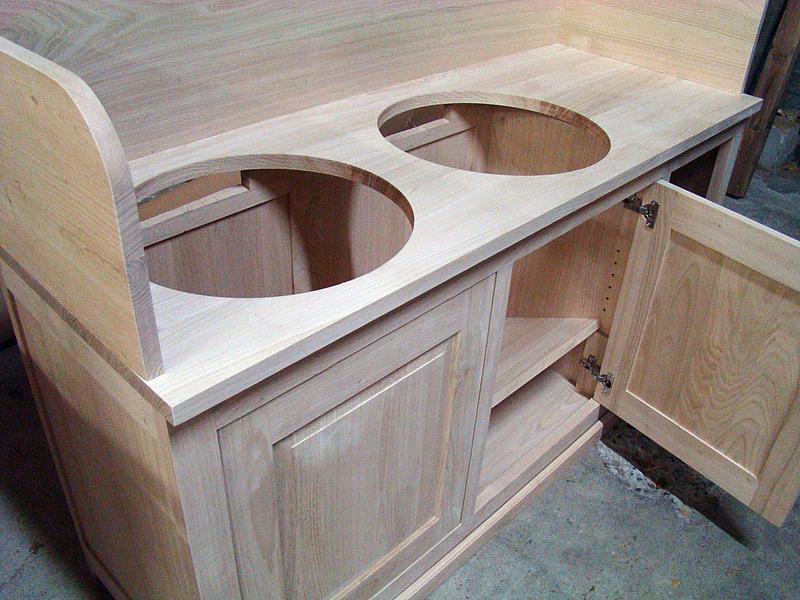 Construire meuble cuisine interesting meuble salle de for Construire un meuble
