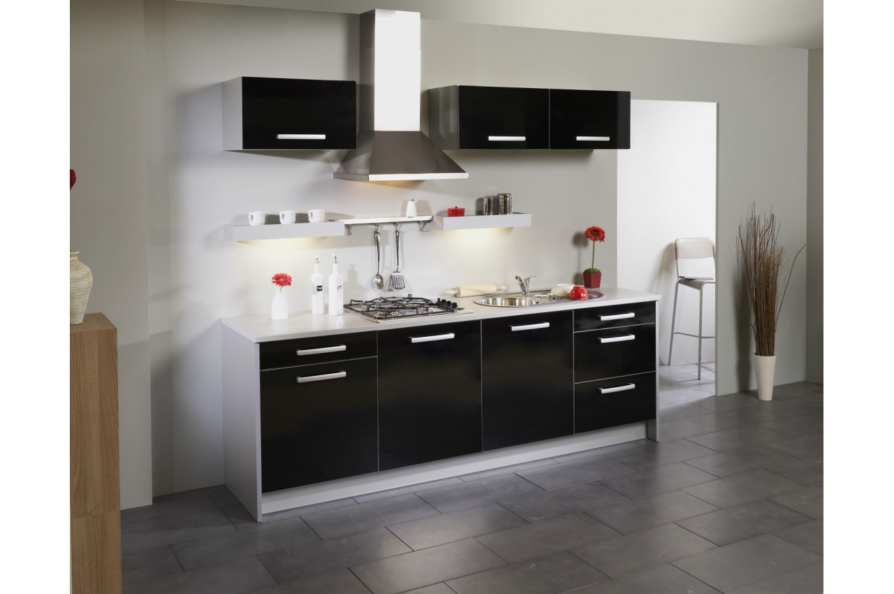 Element de cuisine bois mobilier design d coration d for Element de cuisine pas cher
