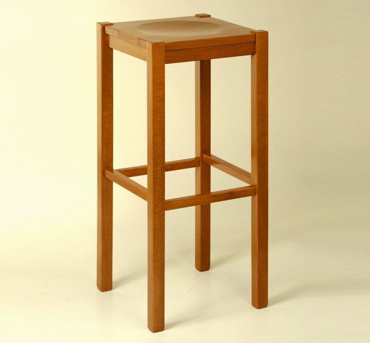 fabriquer un tabouret de bar en bois mobilier design d coration d 39 int rieur. Black Bedroom Furniture Sets. Home Design Ideas