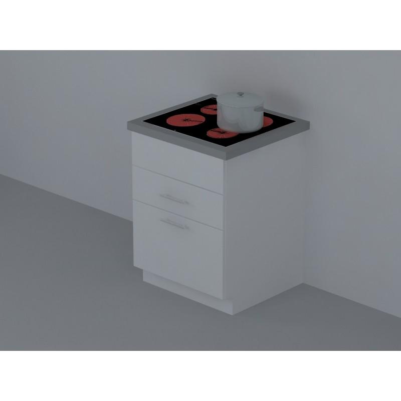 Meuble de cuisine pour plaque de cuisson mobilier design d coration d 39 int rieur - Plaque fond de meuble ...