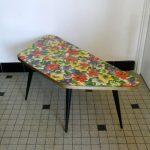 Table basse xeon