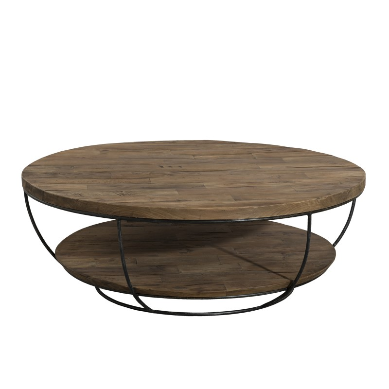 Table basse ronde mobilier design d coration d 39 int rieur - Table basse design ronde ...