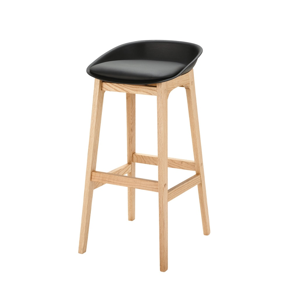 tabouret de bar scandinave mobilier design d coration d. Black Bedroom Furniture Sets. Home Design Ideas