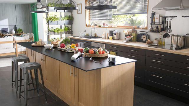 Ilot de cuisine mobilier design d coration d 39 int rieur for Trouver une cuisine