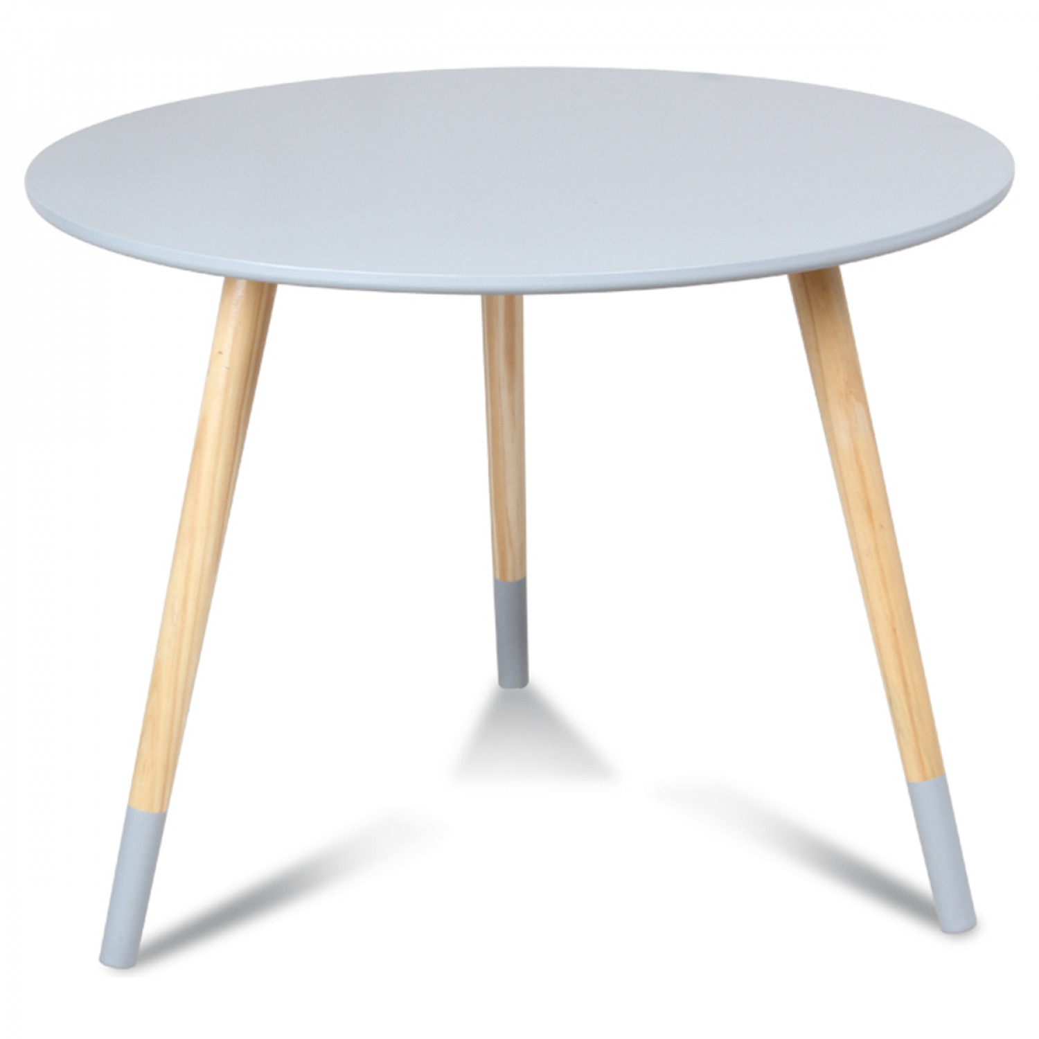 Table basse scandinave jardin