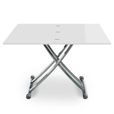 Table basse relevable en hauteur pas cher