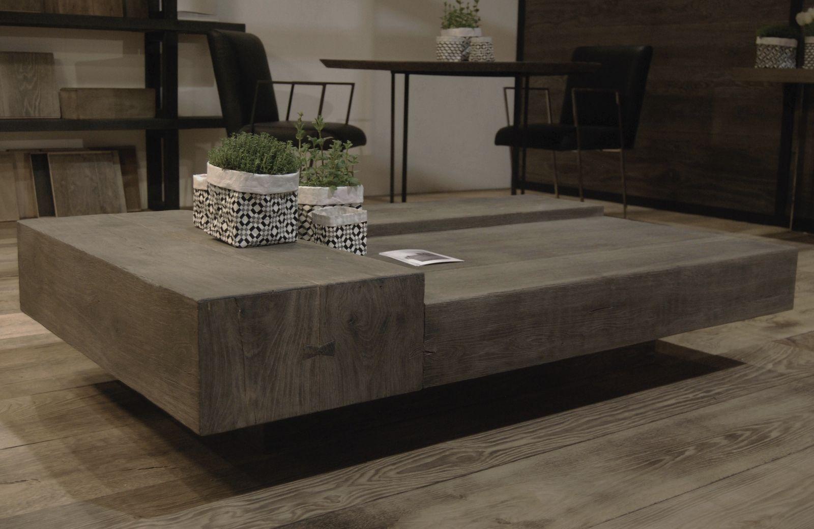 Table basse carrée ou rectangulaire