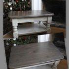 Peindre un table basse en bois