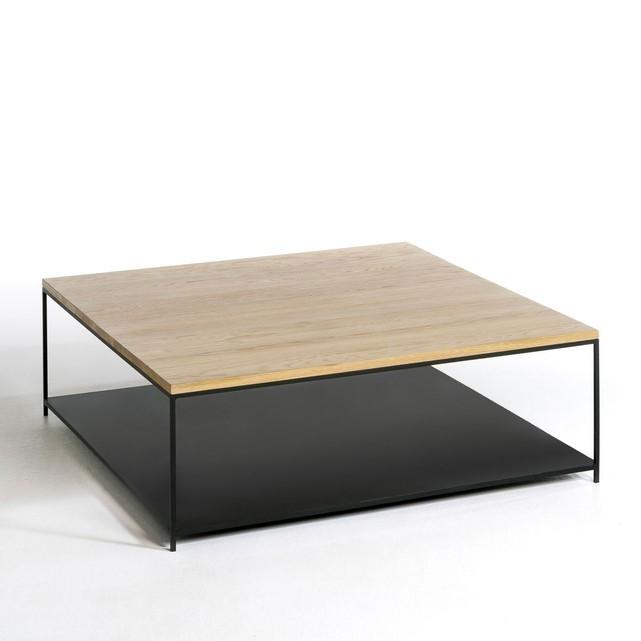 Table basse acier ampm