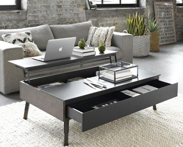 Table basse relevable atlus