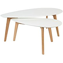 Table basse scandinave solde