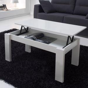 Table basse design relevable dolce