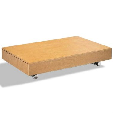 Table basse relevable 12 couverts