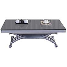 Grande table basse relevable