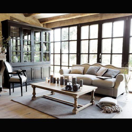 Table basse sorbonne maison du monde